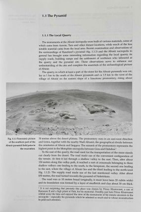 The pyramid complex of Raneferef. The archaeology.[newline]M3604a-10.jpeg