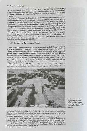 The pyramid complex of Raneferef. The archaeology.[newline]M3604a-11.jpeg