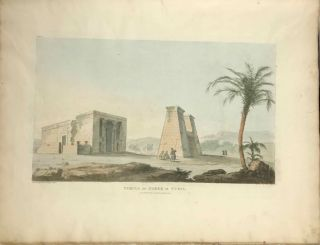 Plates illustrative of the researches and operations of G. Belzoni in Egypt and Nubia[newline]M3609b-20.jpeg