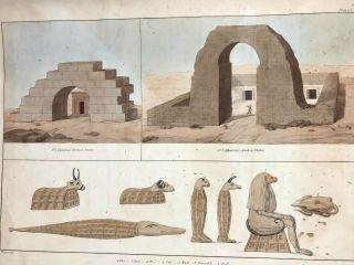 Plates illustrative of the researches and operations of G. Belzoni in Egypt and Nubia[newline]M3609b-44.jpeg
