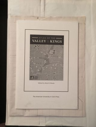 Atlas of the Valley of the Kings: The Theban Mapping Project Part 1 (boxed edition)[newline]M3616-01.jpg