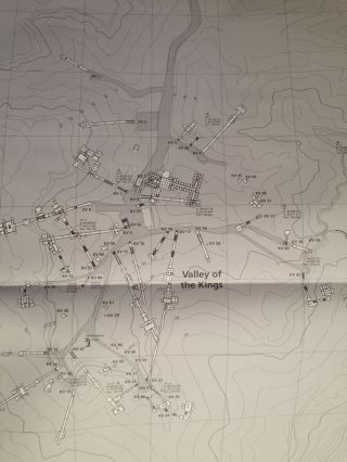 Atlas of the Valley of the Kings: The Theban Mapping Project Part 1 (boxed edition)[newline]M3616-06.jpg