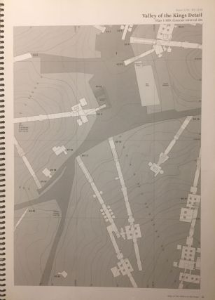 Atlas of the Valley of the Kings: The Theban Mapping Project Part 1 (study edition)[newline]M3616a-07.jpg