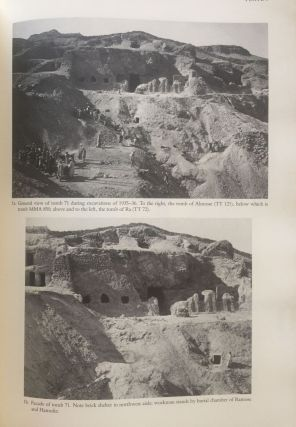The tombs of Senenmut. The architecture and decoration of tombs 71 and 353.[newline]M3649h-09.jpg