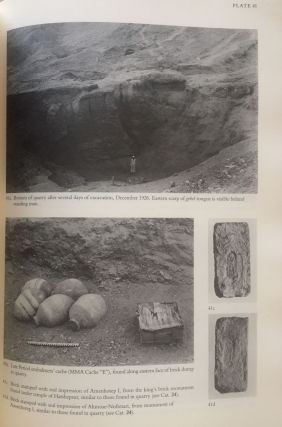 The tombs of Senenmut. The architecture and decoration of tombs 71 and 353.[newline]M3649h-11.jpg
