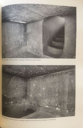 The tombs of Senenmut. The architecture and decoration of tombs 71 and 353.[newline]M3649h-12.jpg