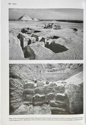 Lesser Late Period tombs at Abusir. The tomb of Padihor and the anonymous tomb R3.[newline]M3661-08.jpeg
