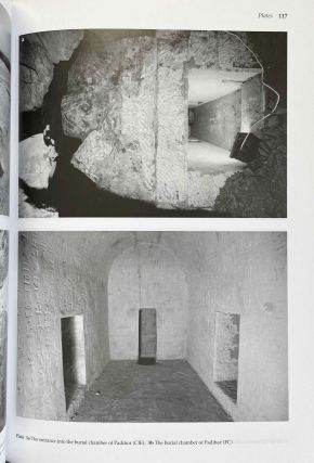 Lesser Late Period tombs at Abusir. The tomb of Padihor and the anonymous tomb R3.[newline]M3661-09.jpeg