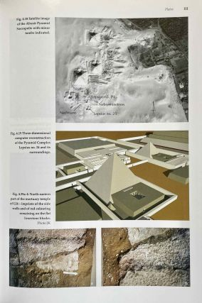 Minor tombs in the royal necropolis. The mastabas of Nebtyemneferes and Nakhtsare, Pyramid complex Lepsius no. 24 and Tomb complex Lepsius no 25.[newline]M3664-11.jpeg