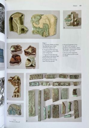 Faience inlays from the funerary temple of King Raneferef[newline]M3665-07.jpeg