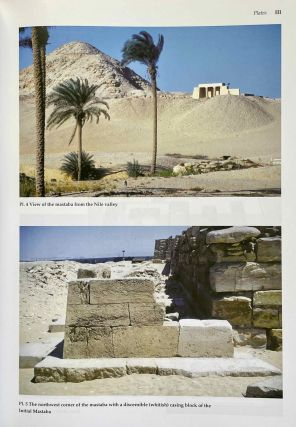 The architecture of the mastaba of Ptahshepses[newline]M3667-10.jpeg