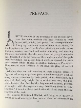 The obelisks of Egypt. Skyscrapers of the past.[newline]M3692a-03.jpg