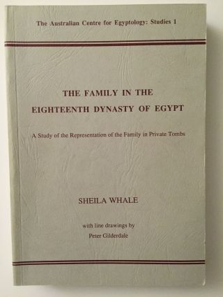 The family in the eighteenth dynasty of Egypt. WHALE Sheila[newline]M3695.jpg