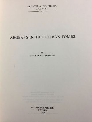 Aegeans in the Theban tombs[newline]M3776-01.jpg