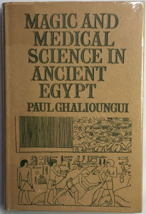 Magic and Medical Science in Ancient Egypt. GHALIOUNGUI Paul[newline]M3890c.jpg