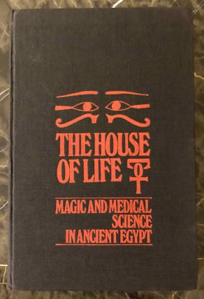 House of Life. Per Ankh. Magic and Medical Science in Ancient Egypt. GHALIOUNGUI Paul[newline]M3890g.jpg
