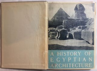 A History of Egyptian Architecture, Volume I: From the earliest times to the end of the Old Kingdom. Vol.II : The First Intermediate Period, the Middle Kingdom, and the Second Intermediate Period. Vol. III: The Empire (the New Kingdom). From the Eighteenth Dynasty to the End of the Twentieth Dynasty 1580-1085 B.C. (Complete set)[newline]M3900b-02.jpg