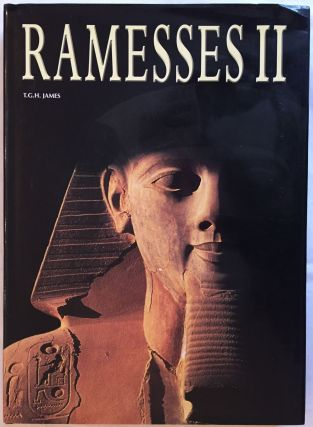 Ramesses II. JAMES Thomas Garnet Henry[newline]M3923.jpg