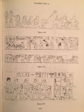 Decoration in Egyptian Tombs of the Old Kingdom: Studies In Orientation and Scene Content.[newline]M3955a-11.jpg