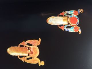 Galerie Nefer, Zürich: Egyptian jewellery. AAC - Catalogue exhibition[newline]M3959.jpg