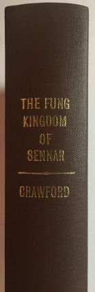 The Fung kingdom of Sennar, with a geographical Account of the Middle Nile Region. CRAWFORD O. G. S[newline]M3990.jpg