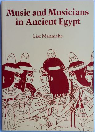 Music and musicians in Ancient Egypt. MANNICHE Lise[newline]M4014.jpg