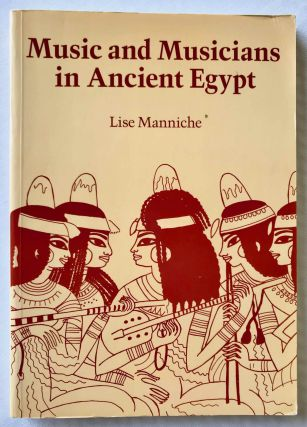 Music and musicians in Ancient Egypt. MANNICHE Lise[newline]M4014a.jpg