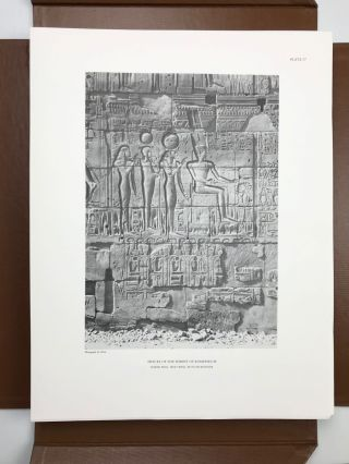 Reliefs and inscriptions at Karnak. The Epigraphic Survey. Volume IV: The battle reliefs of King Sety I[newline]M4020-02.jpg