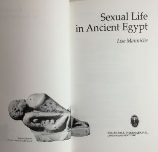 Sexual life in Ancient Egypt[newline]M4087-01.jpg