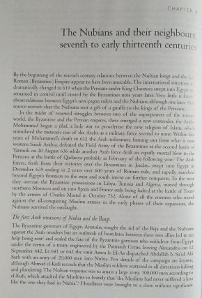 The Medieval Kingdoms of Nubia: Pagans, Christians and Muslims in the Middle Nile[newline]M4096-03.jpg