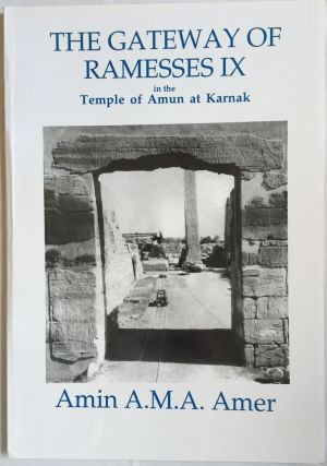 The Gateway of Ramesses IX in the Temple of Amun at Karnak. AMER Amin A. M. A[newline]M4121.jpg