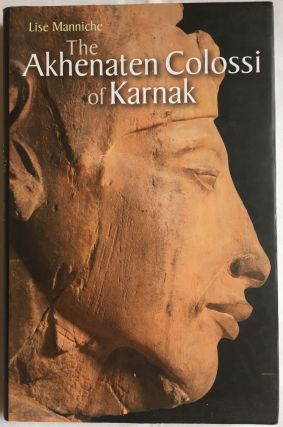 The Akhenaten colossi of Karnak. MANNICHE Lise[newline]M4153.jpg