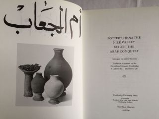 Umm el-Ga'ab. Pottery from the Nile Valley before the Arab conquest.[newline]M4157-01.jpg