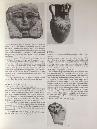 Umm el-Ga'ab. Pottery from the Nile Valley before the Arab conquest.[newline]M4157-05.jpg