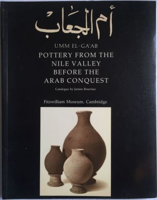 Umm el-Gaab. Pottery from the Nile Valley before the Arab conquest. BOURRIAU Janine[newline]M4157.jpg