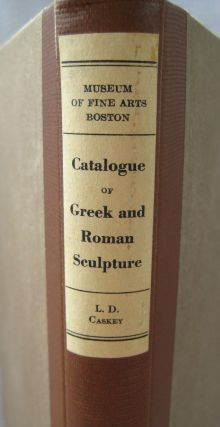 Museum of Fine Arts in Boston: Catalogue of Greek and Roman sculpture[newline]M4200-01.jpg