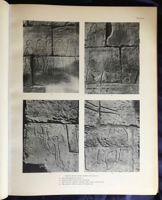 Reliefs and inscriptions at Karnak. The Epigraphic Survey. Volume II: Ramses III's Temple within the Great Inclosure of Amon Part II and Ramses III's Temple in the Precinct of Mut[newline]M4390a-10.jpg