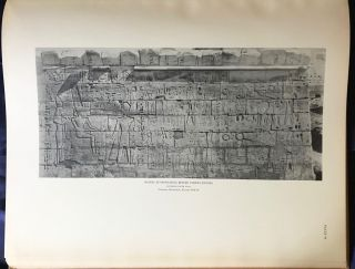 Reliefs and inscriptions at Karnak. The Epigraphic Survey. Volume II: Ramses III's Temple within the Great Inclosure of Amon Part II and Ramses III's Temple in the Precinct of Mut[newline]M4390a-13.jpg