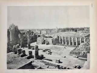 Reliefs and inscriptions at Karnak. The Epigraphic Survey. Volumes I, II, III & IV (complete set)[newline]M4390b-02.jpg