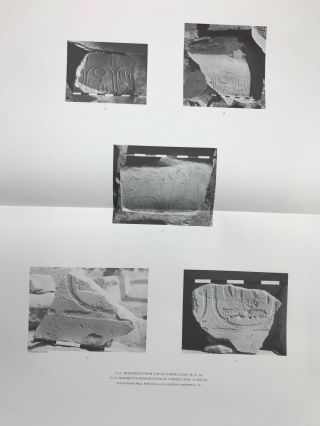 Reliefs and inscriptions at Karnak. The Epigraphic Survey. Volumes I, II, III & IV (complete set)[newline]M4390b-61.jpg