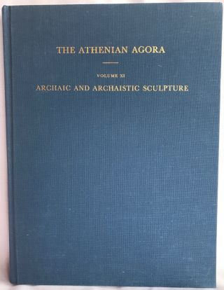 The Athenian Agora, 11 volumes. XI: Archaic and Archaistic Sculpture. XIII: The Neolithic and Bronze Ages. XIV: The Agora of Athens. XVI: Inscriptions: The Decrees. XIX: Inscriptions: Horoi, Poletai Records, Leases of Public Lands. XXI: Graffiti and Dipinti. XXIII: Attic Black-Figured Pottery. XXV: Ostraka. XXVI: The Greek Coins. XXVII: The East Side of the Agora. The Remains Beneath the Stoa of Attalos. XXX: Attic Red-Figured and White-Ground Pottery