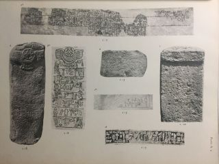 Carchemish. Report on the Excavations at Jerablus on Behalf of the British Museum. Vol. I: Introductory. Vol. II: The town defences. Vol. III: The excavations in the inner town. The Hittite inscriptions (complete set)[newline]M4399c-10.jpg
