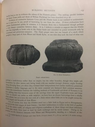 Carchemish. Report on the Excavations at Jerablus on Behalf of the British Museum. Vol. I: Introductory. Vol. II: The town defences. Vol. III: The excavations in the inner town. The Hittite inscriptions (complete set)[newline]M4399c-24.jpg