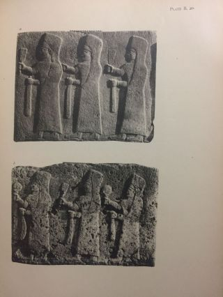 Carchemish. Report on the Excavations at Jerablus on Behalf of the British Museum. Vol. I: Introductory. Vol. II: The town defences. Vol. III: The excavations in the inner town. The Hittite inscriptions (complete set)[newline]M4399c-32.jpg