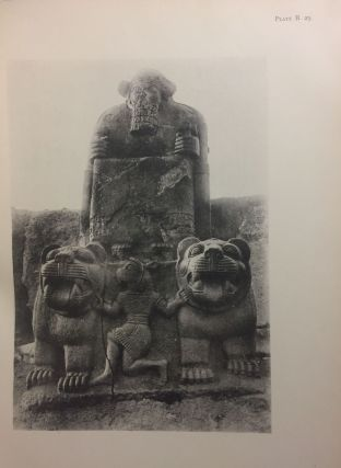 Carchemish. Report on the Excavations at Jerablus on Behalf of the British Museum. Vol. I: Introductory. Vol. II: The town defences. Vol. III: The excavations in the inner town. The Hittite inscriptions (complete set)[newline]M4399c-33.jpg