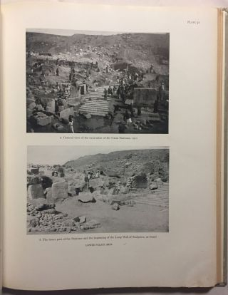 Carchemish. Report on the Excavations at Jerablus on Behalf of the British Museum. Vol. I: Introductory. Vol. II: The town defences. Vol. III: The excavations in the inner town. The Hittite inscriptions (complete set)[newline]M4399c-44.jpg