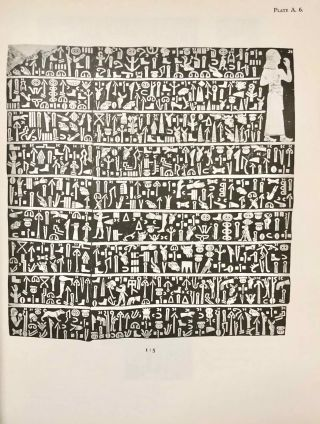 Carchemish. Report on the Excavations at Jerablus on Behalf of the British Museum. Vol. I: Introductory. Vol. II: The town defences. Vol. III: The excavations in the inner town. The Hittite inscriptions (complete set)[newline]M4399e-10.jpg