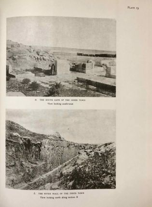 Carchemish. Report on the Excavations at Jerablus on Behalf of the British Museum. Vol. I: Introductory. Vol. II: The town defences. Vol. III: The excavations in the inner town. The Hittite inscriptions (complete set)[newline]M4399e-18.jpg