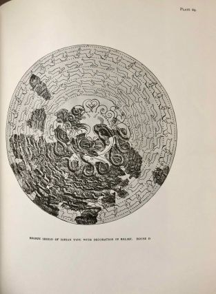 Carchemish. Report on the Excavations at Jerablus on Behalf of the British Museum. Vol. I: Introductory. Vol. II: The town defences. Vol. III: The excavations in the inner town. The Hittite inscriptions (complete set)[newline]M4399e-19.jpg
