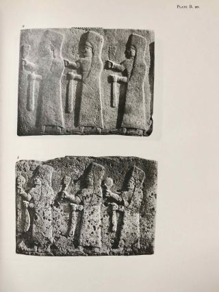 Carchemish. Report on the Excavations at Jerablus on Behalf of the British Museum. Vol. I: Introductory. Vol. II: The town defences. Vol. III: The excavations in the inner town. The Hittite inscriptions (complete set)[newline]M4399e-20.jpg